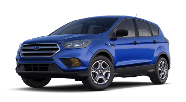 New 2019 Ford Escape S 100A Sport Utility in Woodstock, IL